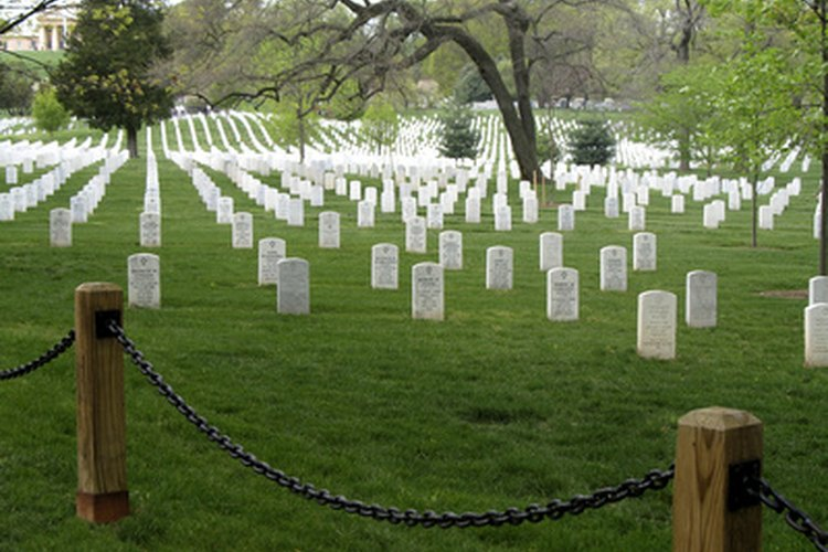 Presenciar un funeral militar con todos los honores es impresionante y emocionante.
