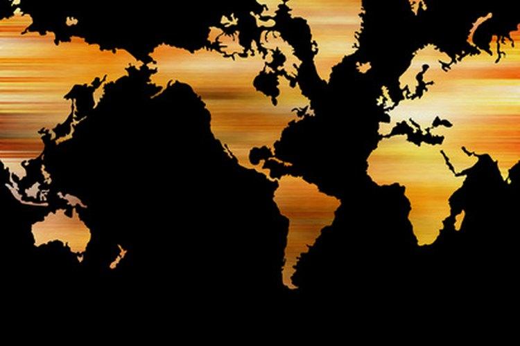 Los centros de poder distinguen los sistemas políticos internacionales.