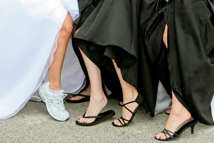La etiqueta ha jugado siempre un rol importante e intimidante en las bodas.