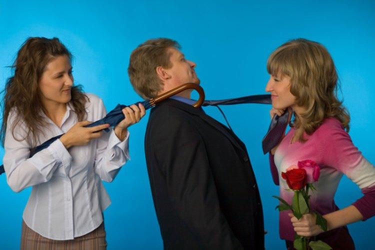 Algunas mujeres se sienten atraídas por los hombres casados.