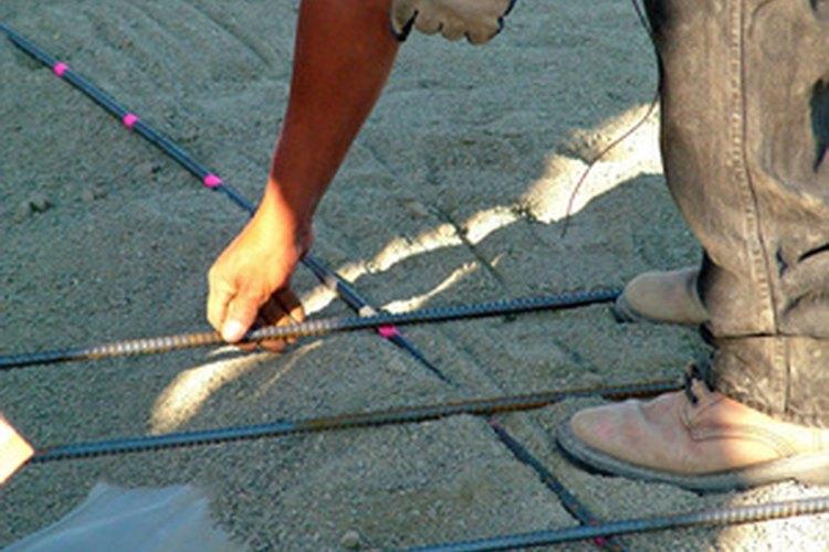 Las barras de acero son ampliamente utilizadas en la industria de la construcción.