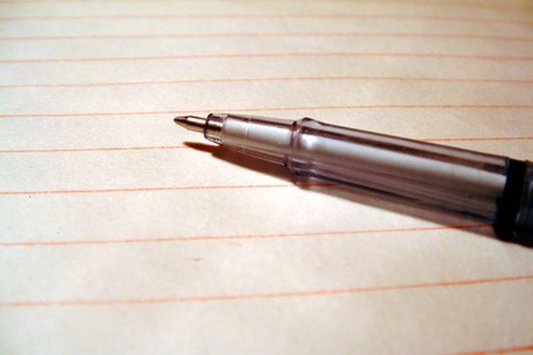 Una carta bien escrita de intención debe ilustrar las capacidades y habilidades que te hacen sobresalir de los otros aplicantes.