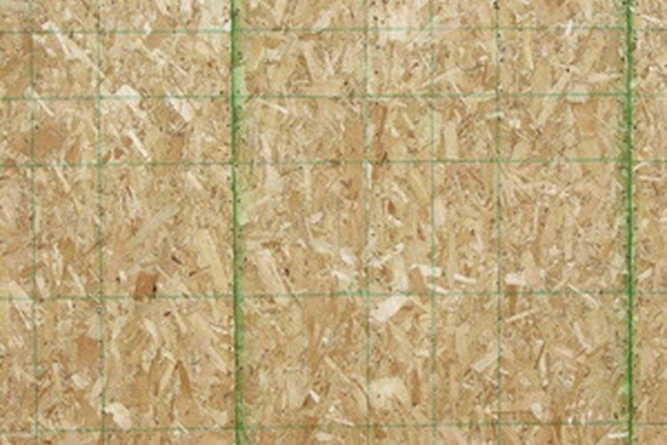 Incluso la madera contrachapada puede ser tratada con químicos peligrosos.