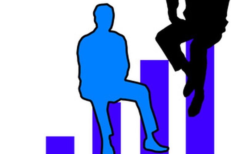 El aumento de las ganancias es una medida de la eficacia de la empresa.