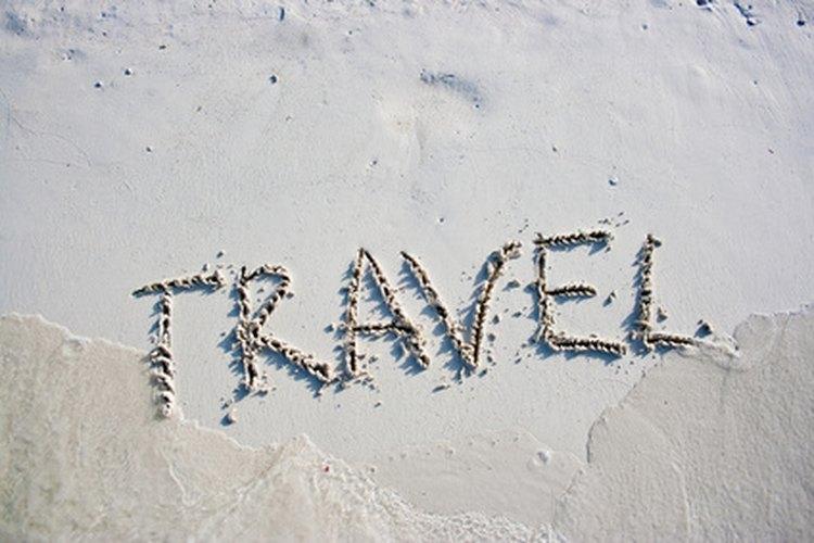 Viajar a lugares diferentes puede ayudarles a los estudiantes a descubrir intereses ocultos.