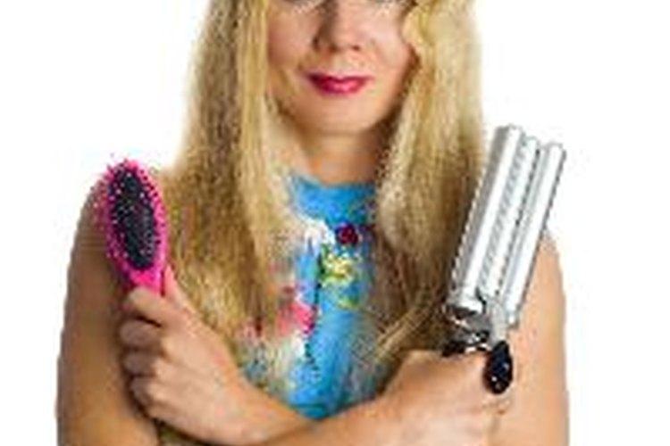Necesitarás un rizador de pelo para lograr un estilo similar al de Julia Roberts.