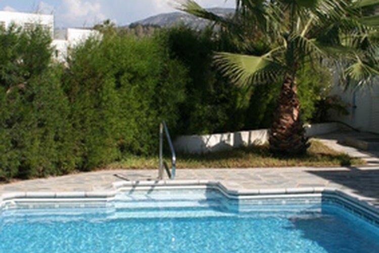 Un limpiador de piscina Baracuda puede atorarse cerca de las escalones o escalera; prevenlo limpiando el resto de la piscina.