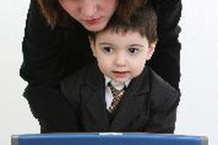 Enseñar a un niño es gratificante.