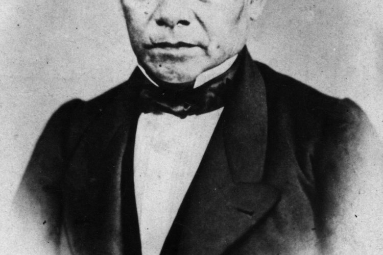 Benito Juárez consolidó la república mexicana.