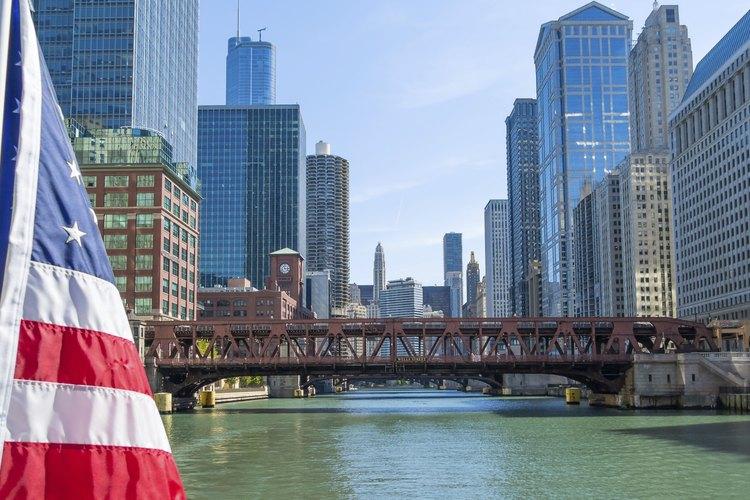 Las grandes ciudades como Chicago están en el extremo superior del rango de viáticos.