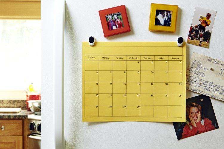 Puedes averiguar el día de la semana en que naciste sin un calendario.
