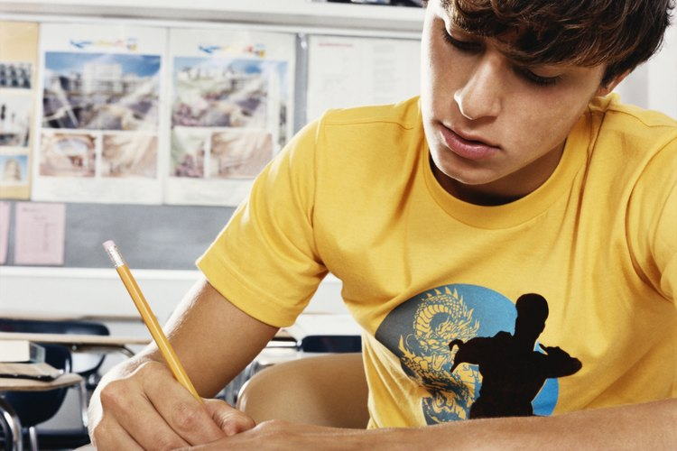 Estar bien preparado puede ayudar a que tu hijo adolescente se sienta a gusto.