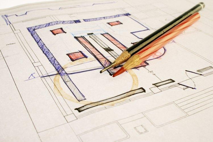 Determina si quieres diseñar un muro recto o con inclinación.
