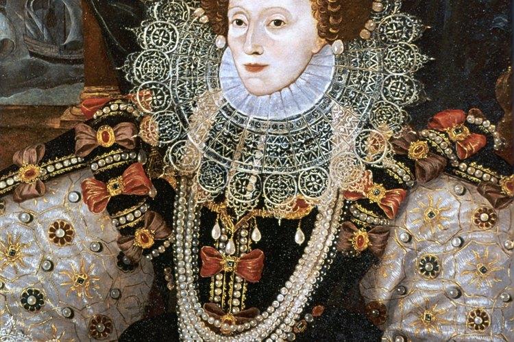 Un tema histórico como la reina Isabel I puede ser muy amplio para un trabajo de investigación.