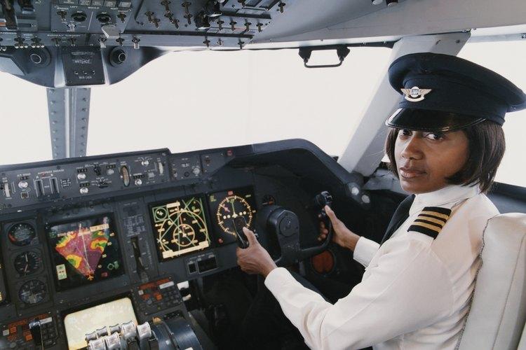Piloto.