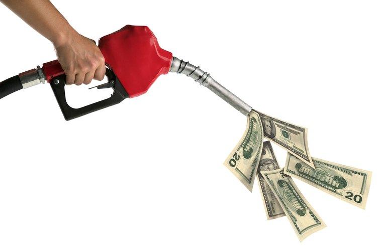 La gasolina es un bien inelástico.