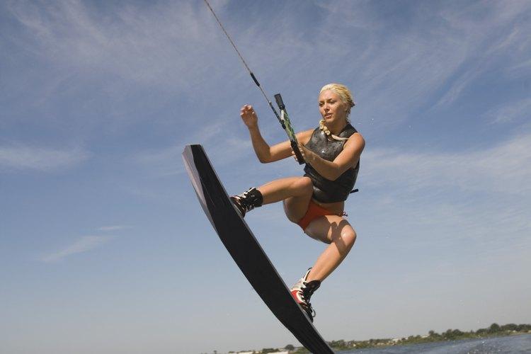 Qué hacer en los alrededores de Newport Beach: deportes acuáticos en cantidad.