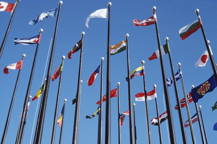 La guerra de Corea respaldó la presencia de las Naciones Unidas.