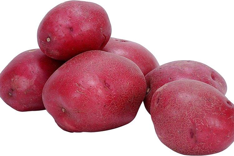 La fécula de patatas se usa como espesante en lugar de la harina.
