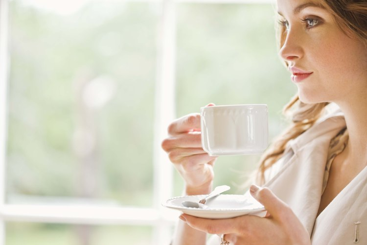 El té de Damiana tiene un efecto relajante, que elimina la ansiedad, para algunas personas.