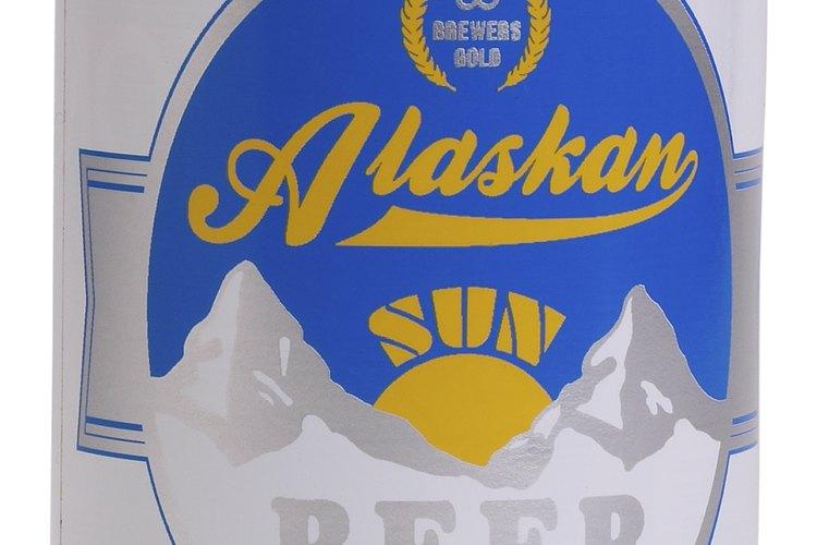 La cerveza tiene una temperatura de congelamiento más baja que la del agua.