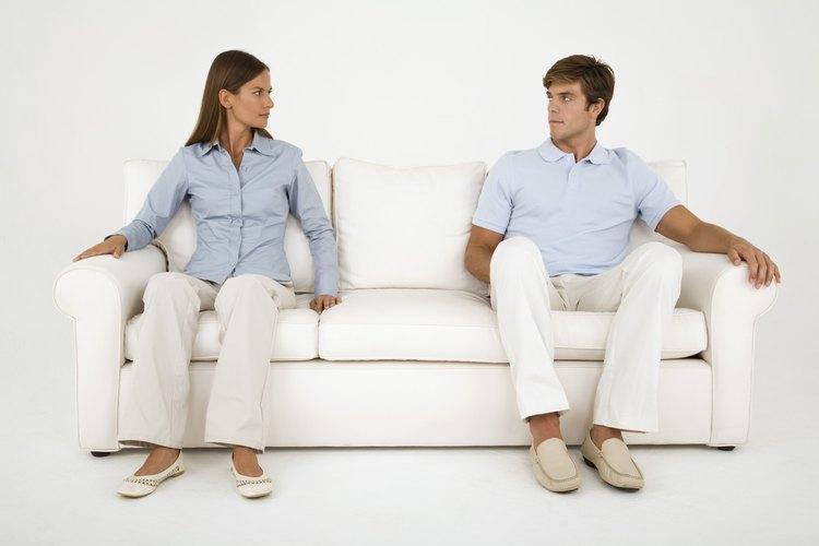 Considera como va a reaccionar tu cónyuge cuando le digas que quieres el divorcio.