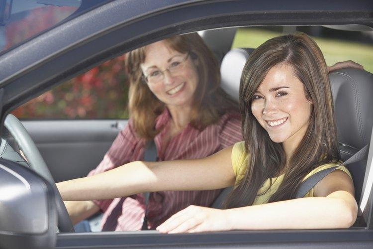 Ponerse detrás del volante significa un incremento de responsabilidades.