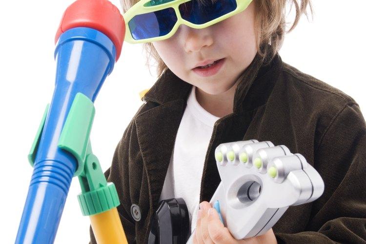 Enséñales a tus hijos cómo rockear.