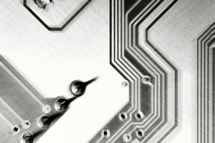 Tabla de circuitos.