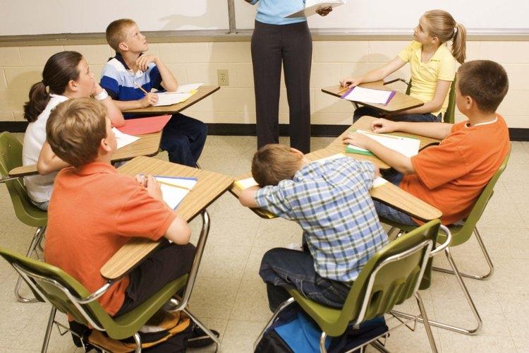 Haz participar a los estudiantes con ejercicios en cadena.