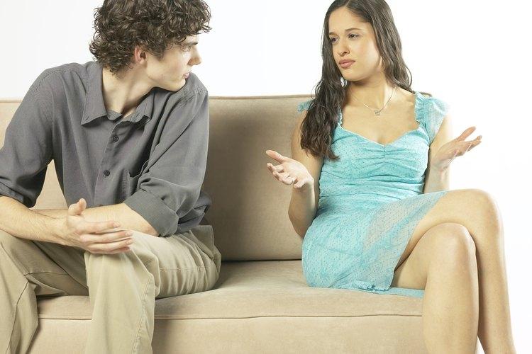 Hay formas de averiguar si tu novia es promiscua.
