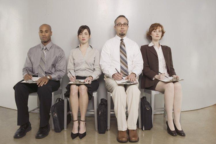 El programa de desempleo alienta a los beneficiarios a que sigan buscando trabajo.