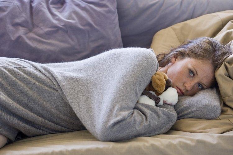 Los adolescentes que están constantemente tristes pueden deprimirse.