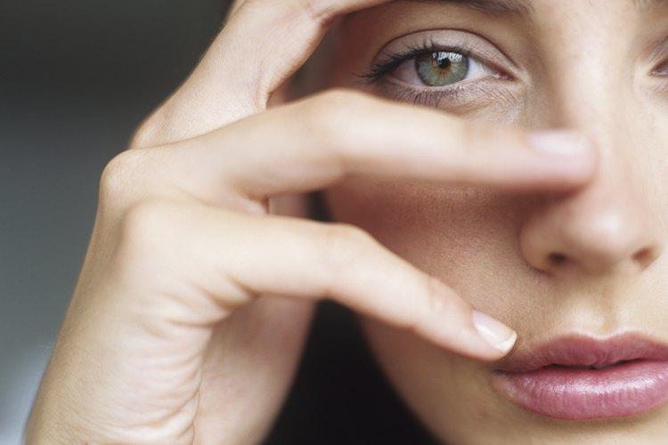 Los ojos verdes son poco comunes y deslumbrantes.