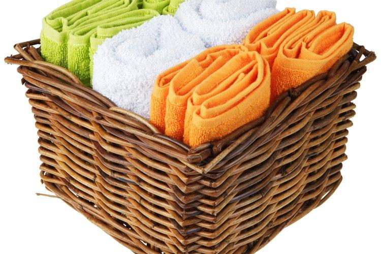 Los regalos tradicionales para un segundo aniversario están hechos de algodón.