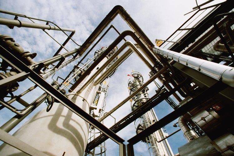El PVC tiene muchas aplicaciones en la industria.
