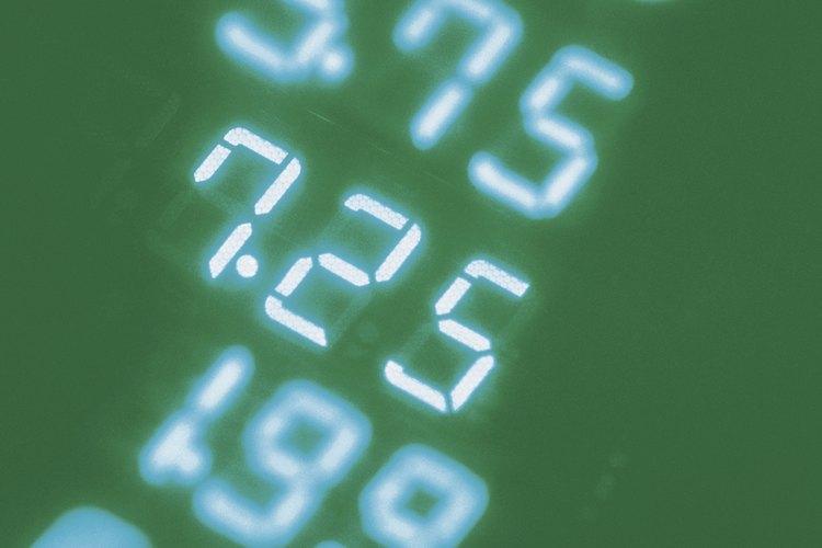 Convierte un decimal a un número entero.