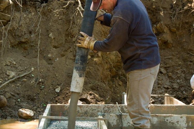 Calcular la cantidad de concreto es relativamente simple.