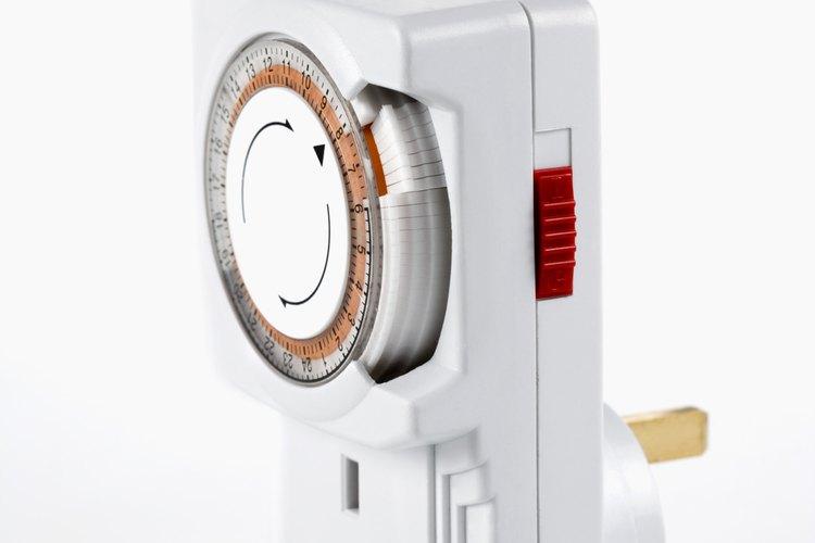 El temporizador mecánico tiene infinidad de utilidades.