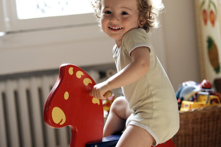 Tu hijo atraviesa por diferentes etapas de juego.
