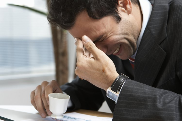 Toma un pequeño permiso de trabajo para alejarte del estrés diario.