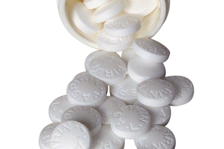 La cafeína anhidra se encuentra en varios medicamentos que se venden sin receta.