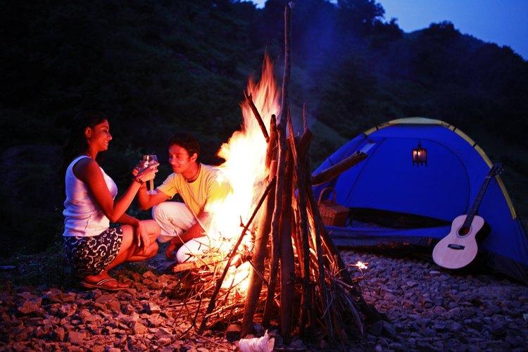 Disfruta de los mejores campamentos que rodean a Florida.