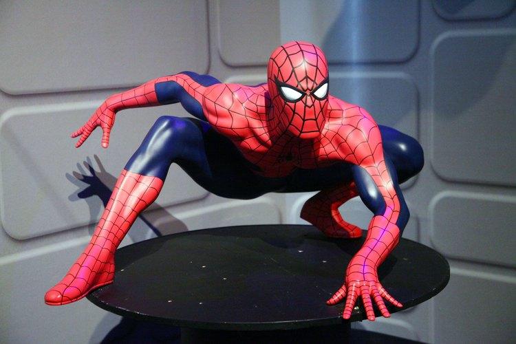 Spiderman es uno de los personajes emblemáticos de Marvel.