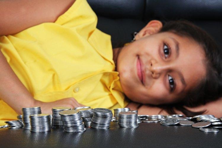Enseña a tus niños el valor del dinero con hojas de actividades y datos curiosos sobre el dinero.