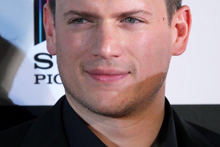 Wentworth Miller juega el papel de Chris Redfield en la serie de películas de Resident Evil.