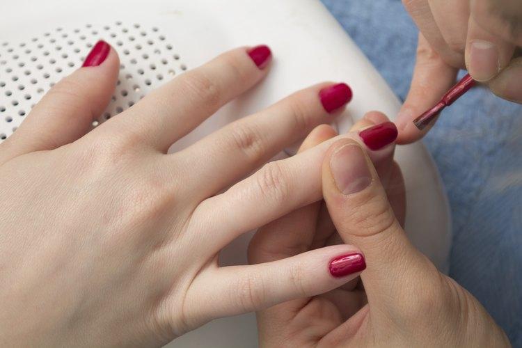 La genética está en juego cuando se trata de la salud de tus uñas.