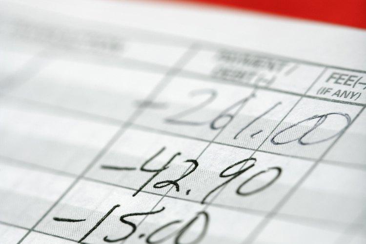 Los intereses percibidos en la cuenta afectan el balance de la contabilidad.