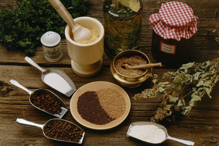 Aprende a integrar las especias en la cocción de comida.