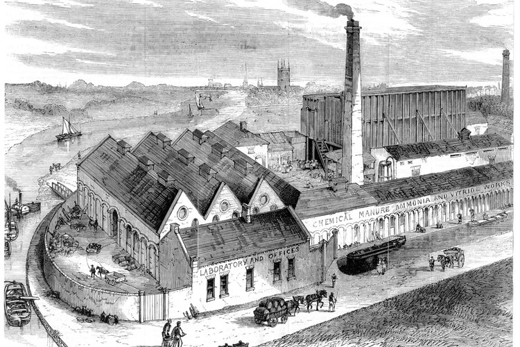 Las fábricas fueron una de las muchas consecuencias de la revolución industrial, pero trajeron serios problemas.